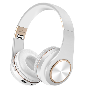 HIFI Headphones in White