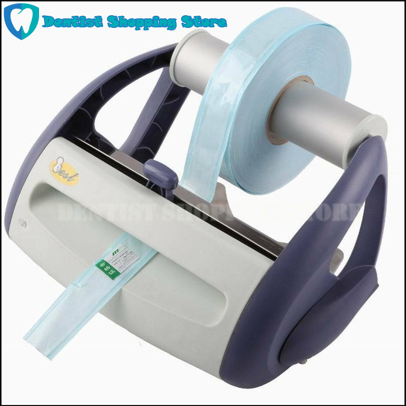 Dental Wall-mounted Pulse Sealing Machine For Sterilization Package
