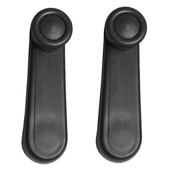 2pcs Car Window Winder Handle, Winder Riser Replacement for Wuling Xingwang and Wuling Sunshine 6371, 6376 image