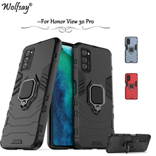 For Huawei Honor V30 Pro Case Shockproof Armor Silicone Cover Hard PC Phone Case For Honor V30 Pro Back Cover For Honor V30 Pro 360 full protection case for huawei honor v30 case luxury hard pc shockproof cover for honor view30 pro v30 bumper capa