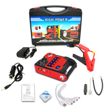Auto Jump Starter 4 In 1 Power Bank 22000mah1200A Met Air Compressor Draagbare Emergency 12V Booster Auto Batterij Oplader