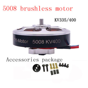 Image 1 - Hot Sale 6pcs 5008 Kv400/kv335 Brushless Outrunner Motor CW/CCW Rc Drone Accessories