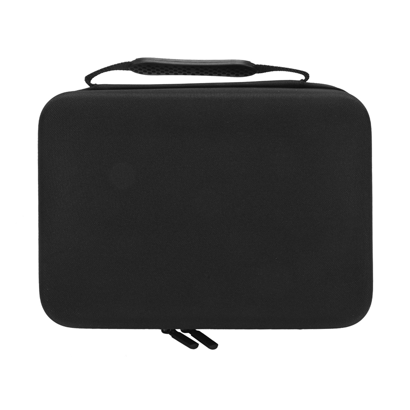 Shockproof Nylon Storage Bag Anti Pressure Anti Fall Black Carrying Case Travel Box Dustproof Protection Bag for Dyson Supersoni Personal Care Appliance Accessories     - title=