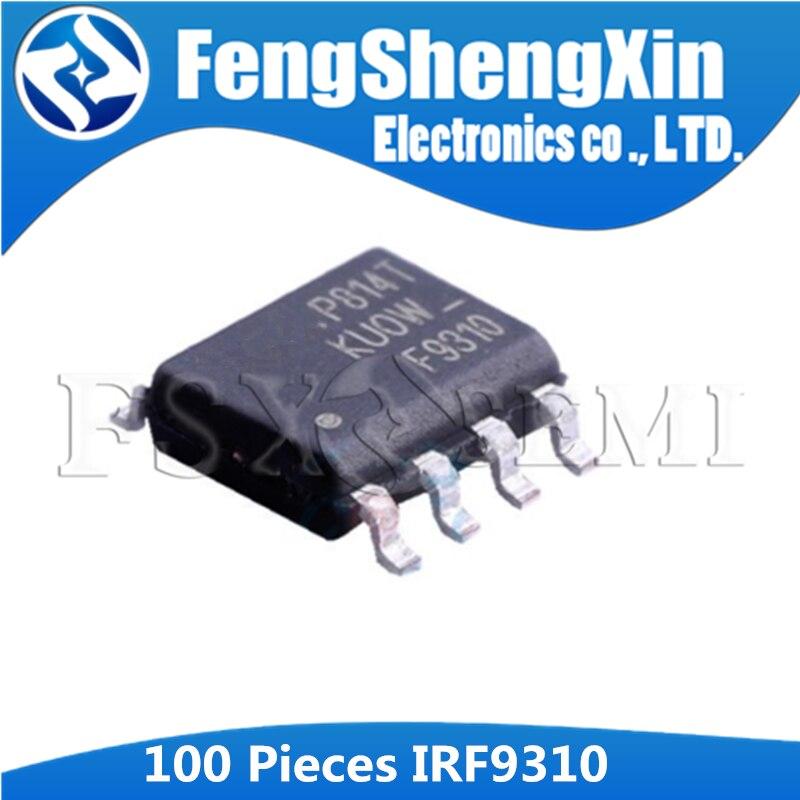 5Pcs IRF9310PBF F9310 SOP-8 MOSFET-P 20A 30V