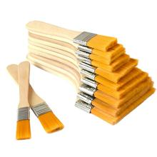 Paint Brushes Big Large Area Paint Brush for Oil Painting Stains Varnishes Glues and Gesso Home Chip Cleaning Tools
