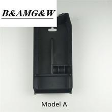 Car Central Armrest Storage Box Decoration Cover Trim For Mercedes Benz E Class W212 2010-15 Interior Accessories