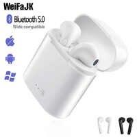I7s Tws Bluetooth écouteur Air sans fil écouteurs Sport mains libres casque écouteurs casque avec boîte de charge pour Apple iPhone