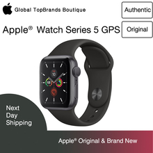New Apple Watch Series 5 Wifi only Aluminum SportBand SmartExercise ECG HeartRhythmSensor HearingProtect TrackCycle WithoutPhone