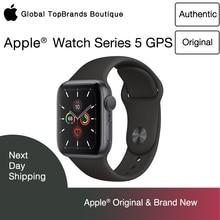 Nowe jabłko Watch Series 5 wifi tylko aluminium SportBand SmartExercise ekg HeartRhythmSensor HearingProtect TrackCycle WithoutPhone