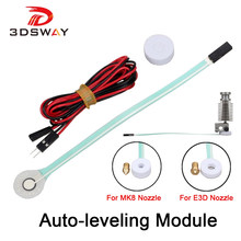 3DSWAY 3D Printer Parts Automatic Leveling Module Replace Touch Bltouch Module Film Pressure Probe Type For e3d v6 MK8
