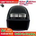 Автомагнитола 2DIN, 6 ГБ ОЗУ, 128 Гб ПЗУ, для Toyota Passo 2010, 9 дюймов, 2.5D экран, Android 10, мультимедийный стерео плеер, GPS-навигация