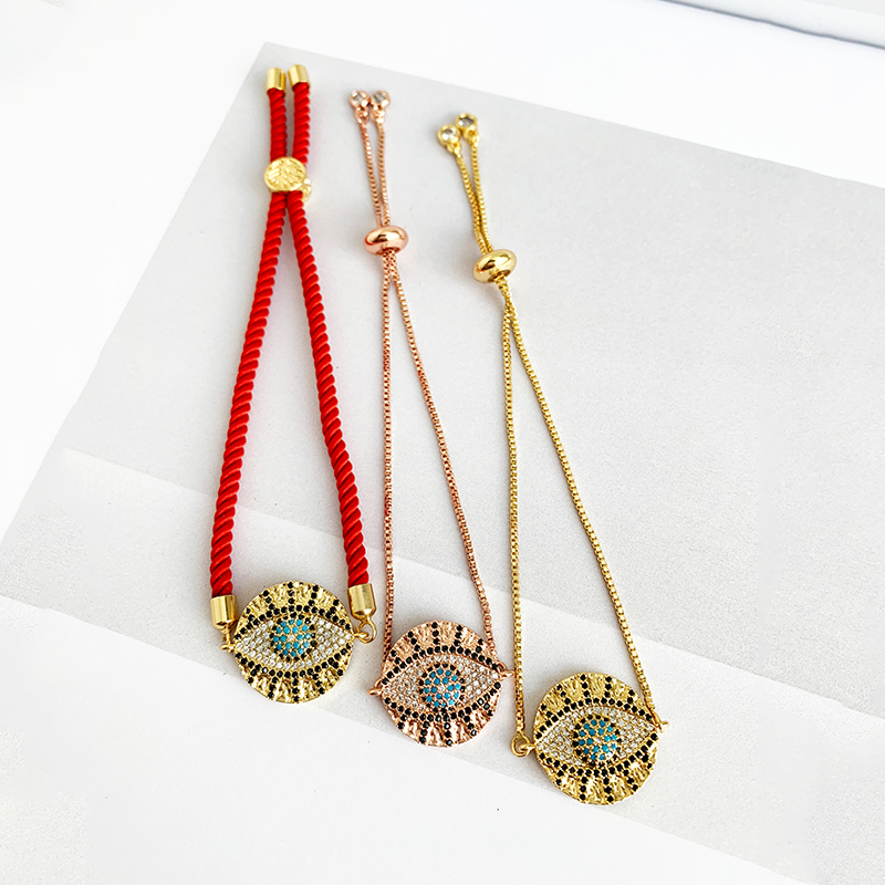 beautifull and cheap Bracelet evil eye   Charm and Amulet