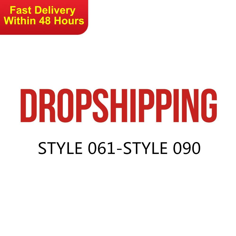 US DROPSHIP LINK ADULT STYLE 061-STYLE 090