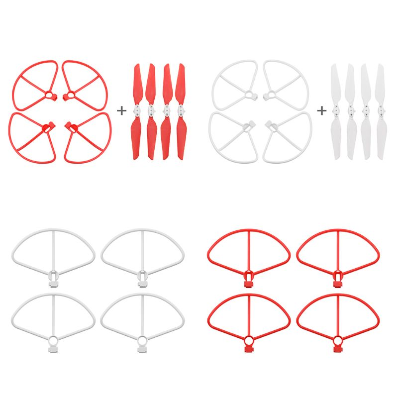 4PCS Protection Ring Propellers Blade Frame Protective Cover For Xiaomi FIMI X8SE X8SW X8SC X8SG X8 Pro RC Drone Quadcopter Part