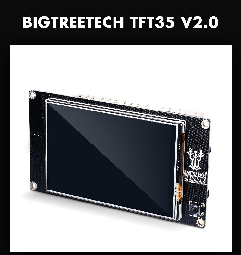 + bltouch tmc2208 tmc2130 tft35 v2.0 tela