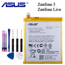 Original ASUS C11P1601 Battery For ASUS ZENFONE 3 ZE520KL Z017D LIVE ZB501KL 2650mAh asus zenfone live zb553kl