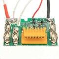 Batería de litio PCB Board 18V circuito de protección Placa de módulo para Makita BL1830 GV99