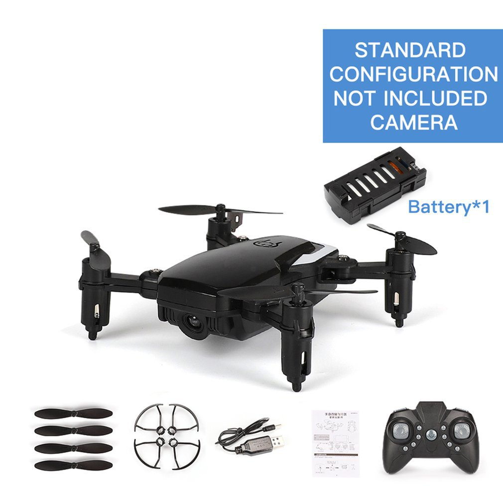 Drone with 2MP camera Quadcopter Foldable RC Drones Camera FPV camera HD Altitude Hold Drone Children Kid Toys RC Helicopter