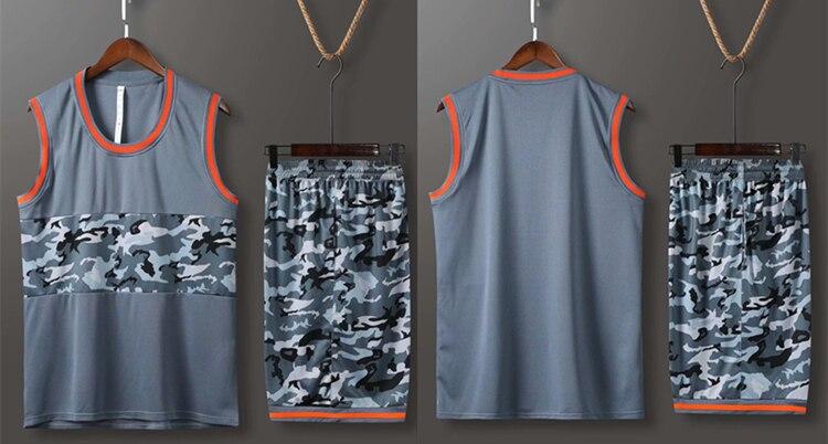Camisas de Treinamento Calções Terno Uniforme de