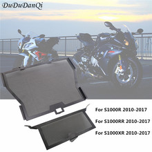 For BMW S1000R S1000RR S1000XR 2010-2017 Motorcycle Radiator Guard Protector Grille Grill Cover Oil Cooler Guard Cover Protector freeshipmotorcycle radiator grille oil cooler guard protector cover protective for bmw s1000rr abs k46 2009 10 11 12 13 14 15