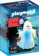 Los caballeros Fantasma del Castillo con Led Multicolor - Playmobil 6042