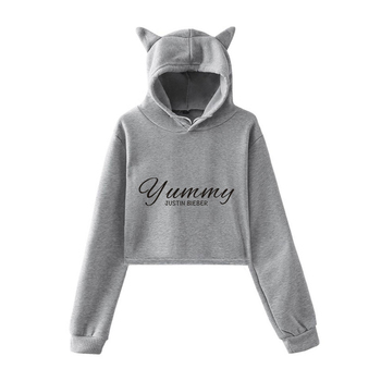 Vip link For Diego cropped hoodie grey and pink фото