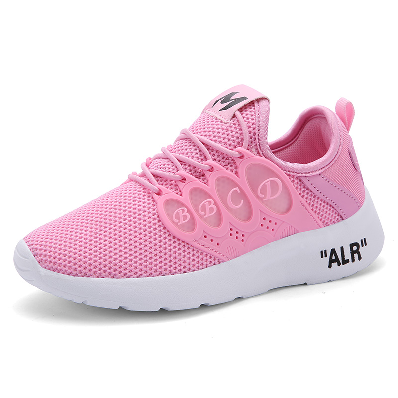 Girls Sport Shoes 2020 Autumn Breathable Children Leisure Sneakers Toddler Kids For Boys Baby Breathable Running Shoes EUR28-39