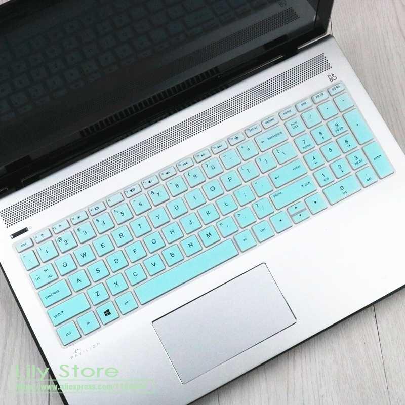 Hp パビリオン X360 15-BR001TX 15-BR104TX 15-BR106TX 15-BR082wm 15-BR080wm 101ne 15 15.6 ノートパソコンのキーボードカバープロテクタースキン