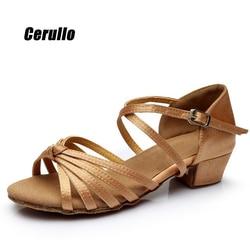 Sapatos de dança latina mulher salsa latina sapatos de dança tênis de dança de salão para meninas sapatos para latina c02d