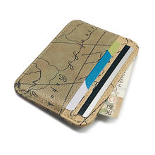 Luxury Men PU Leather Wallet Card Holder Male Fashion Purse Small Hasp Money Bag Mini Vintage Slim Wallets Clutch Bags carteira(China)