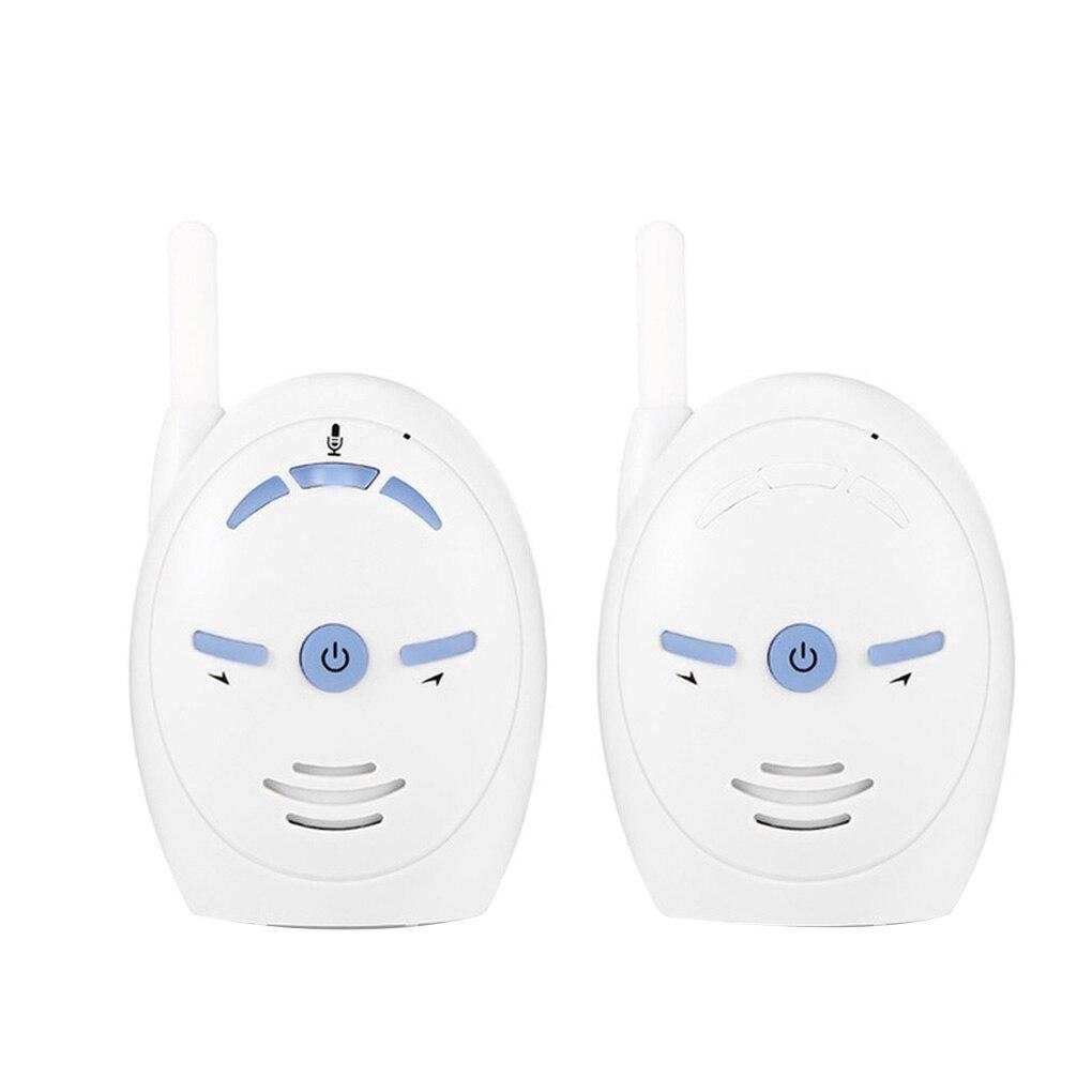 2.4GHz Wireless Infant Baby Portable Digital Audio Baby Sensitive Sensor Transmission Two Way Talk Audio US/EU/UK/AU Plug