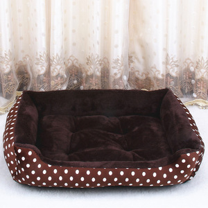 Image 3 - Lits pour animal de compagnie, pour grands chiens et petits chiots, matelas chaud et doux, canapé, lavable, matelas de couchage, grande taille XXL
