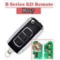 Бесплатная доставка (1 штука) B07 KD900 дистанционный ключ 3 кнопки B sries ключ для KD900 URG200 дистанционный мастер
