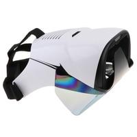Cuffie FOV AR a 50 °, occhiali Smart AR cuffie VR con realtà aumentata Video 3D