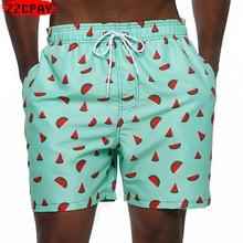Shorts Swimsuits Swimwear Pocket Plus-Size Trunks Boxer Surfing Beach-Board Men's