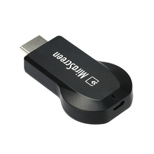 MiraScreen WiFi Display Receiver 1080P Audio DLNA Airplay Miracast Disp