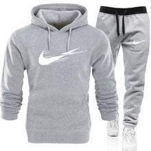 Autumn new men's suit hoodie + pants Harajuku sportswear casual men/women's sports shirt track suit 2021 brand sportswear