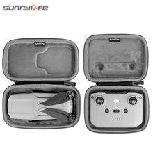 Caixa de drone multifuncional portátil bolsa de transporte de drone saco de armazenamento de controle remoto para mavic air 2s/mavic air 2