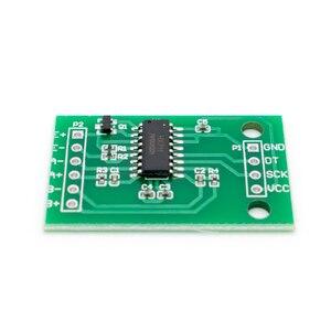 Image 5 - משלוח חינם 20PCS HX711 מודול במשקל חיישן 24 הספירה מודול חיישן לחץ