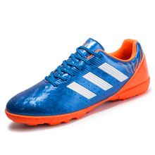 2019 Sale New Mens Boys Kids Football Shoes Men Spike Sneakers Breathable Soccer Zapatos De Futbol Long Spikes Eur Size 32-44