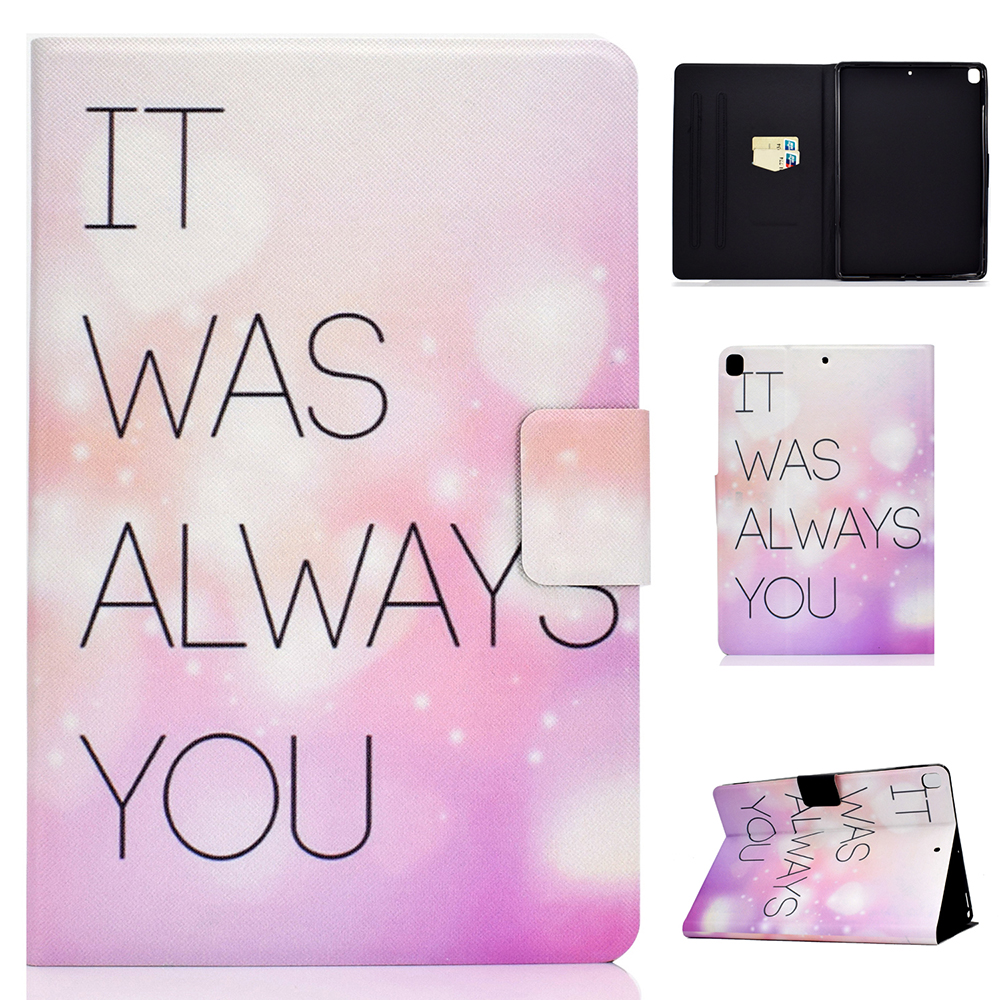 Stand Case Fashion 10.2 10.2 2019 inch A2198 A2200 A2232 For Funda Flip Case Tablet iPad