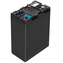 BP U60 BP U65 BP U90 BP U60 סוללה + D ברז עבור Sony PMW EX1 PMW EX1R PMW EX3 PMW F3 PMW F3K PMW F3L PXW FS5 FS7 EX280 BP U30