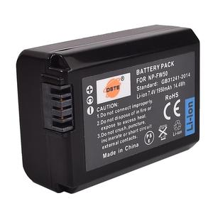 Image 2 - DSTE Replacement for NP FW50 Li ion Battery Compatible Sony Alpha 7 7R 7R II 7S a7R a7S a7R II a5000 a6000 a6100 a6400 a6500