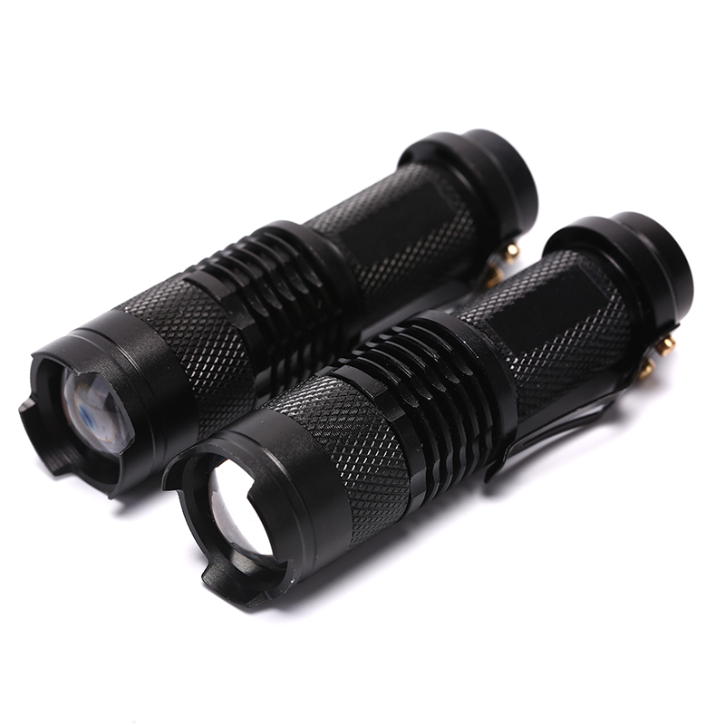 395/365 NM UV Ultra LED Flashlight Blacklight Light Inspection Lamp Torch Flashlight Lamp AA Battery