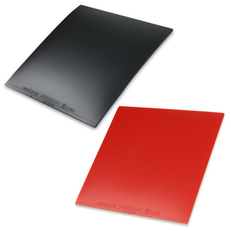 2pcs/set Red/Black PingPong Rubber Sponge 2.2mm Table Tennis Bat Replacement Rubbers Sheet For Table Tennis