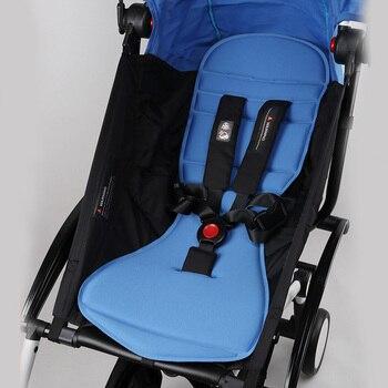 Удобная хлопковая подушка для детской коляски Yoya, специальный органайзер для детских колясок, Детские принадлежности для детских колясок