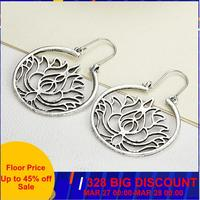 Exagéré doré bohème style rétro grand cercle boucles d'oreilles en forme de goutte boucles d'oreilles bijoux grande section