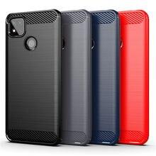 For Cover Xiaomi Redmi 9C Case For Redmi 9C Bumper TPU Cover For Note 5 6 7 8 Pro 9S Mi Note 10 Lite Redmi 6 7 8 9 9A 9C Fundas