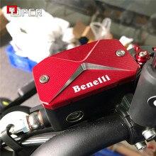 Adatto Per Benelli Leoncino 500 250 TRK 502 BN302 TNT 300/600 Del Freno Del Motociclo Cilindro principale Serbatoio Tappo di Copertura