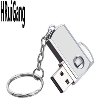 Wholesale Metal pen drive 64GB memory usb flash drive 8GB 4GB flash usb 2.0 16GB 32GB pendrive 128GB u disk cle usb stick gift banq p8 usb flash drive 64gb metal waterproof pendrive usb memory stick 32gb pen drive real capacity 16gb usb flash u disk